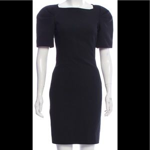 Michael Kors size 0 black dress.